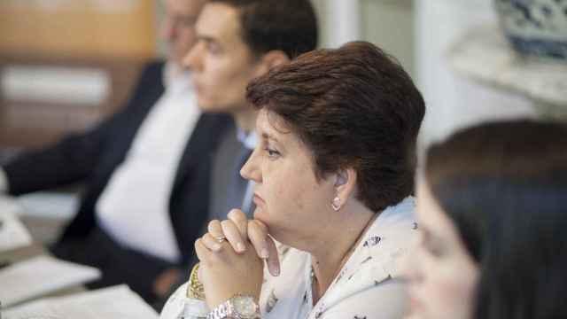 María Paz Hidalgo contó el caso de su madre, en situación de dependencia