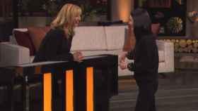 Courteney Cox hace a Lisa Kudrow un test sobre 'Friends'