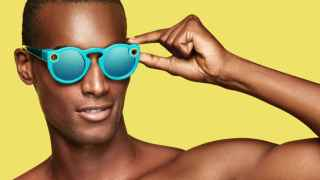 Gafas con cámara, ahora hechas por Snapchat.