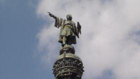 La CUP de Barcelona pide retirar la estatua de Colón