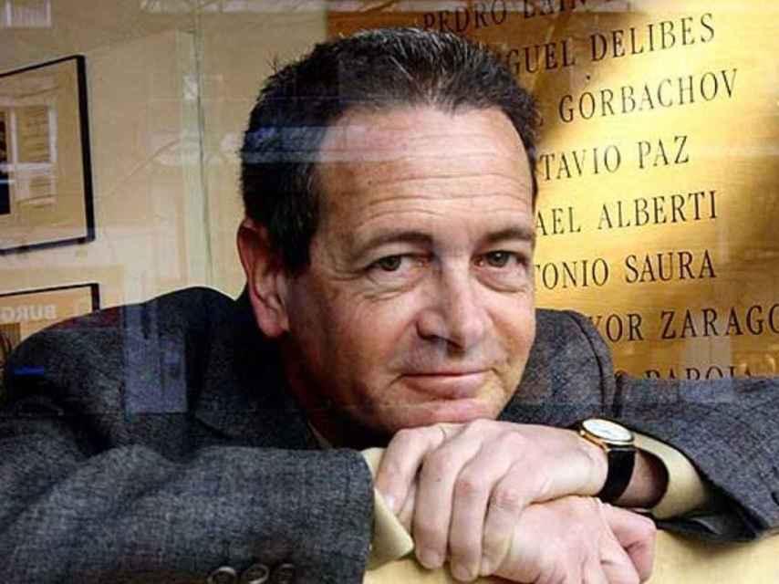 José Luis Pardo, autor de Estudios del malestar.
