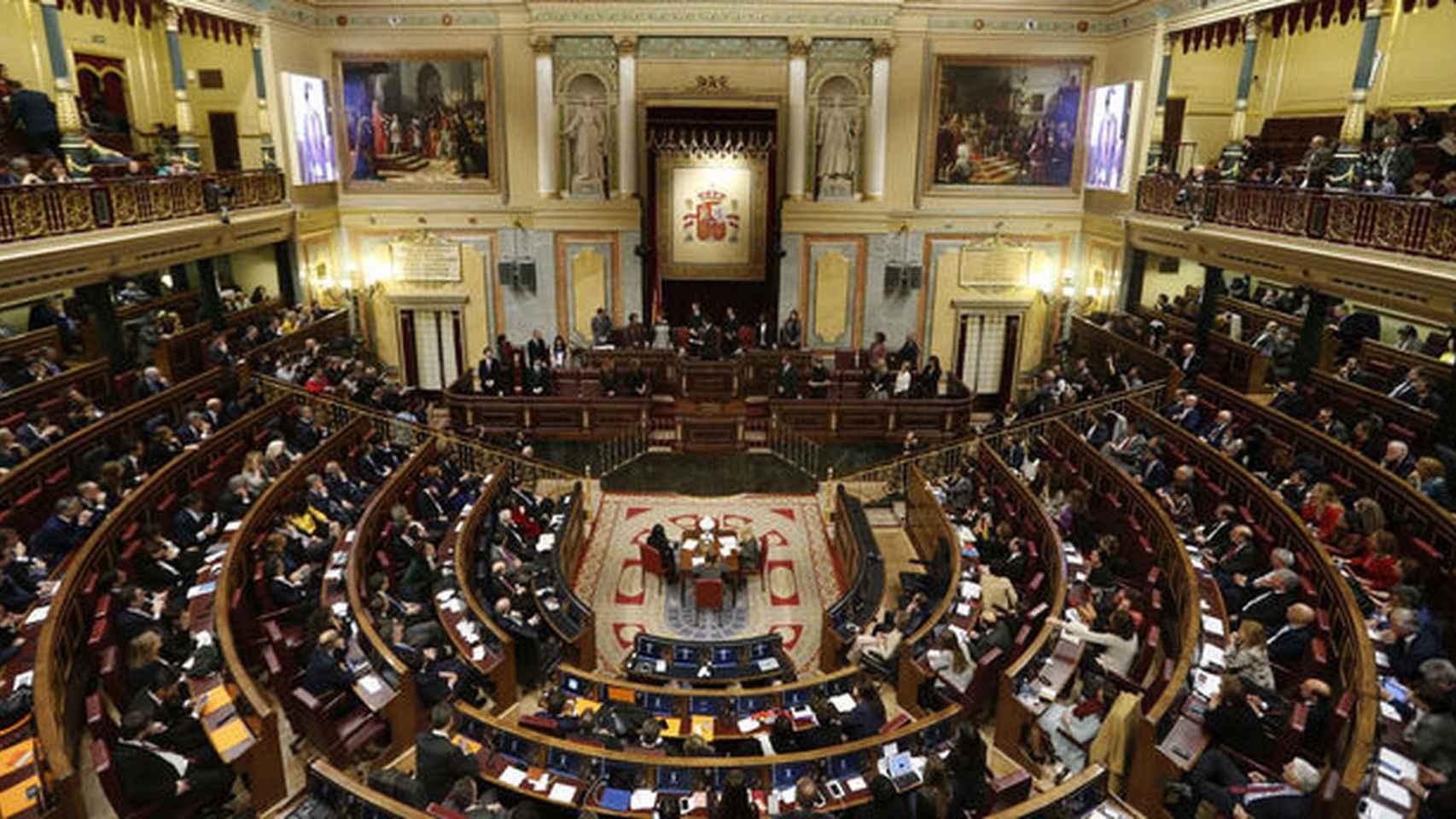 El Congreso puede vivir su segunda sesión de investidura en un año