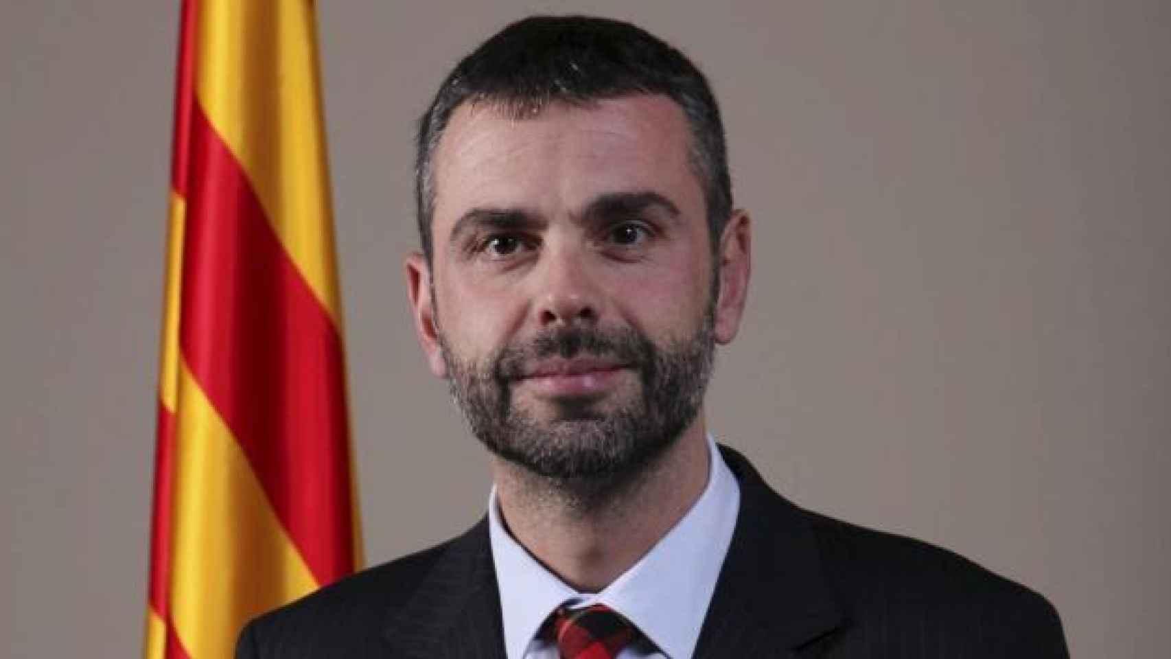 Santi Vila.