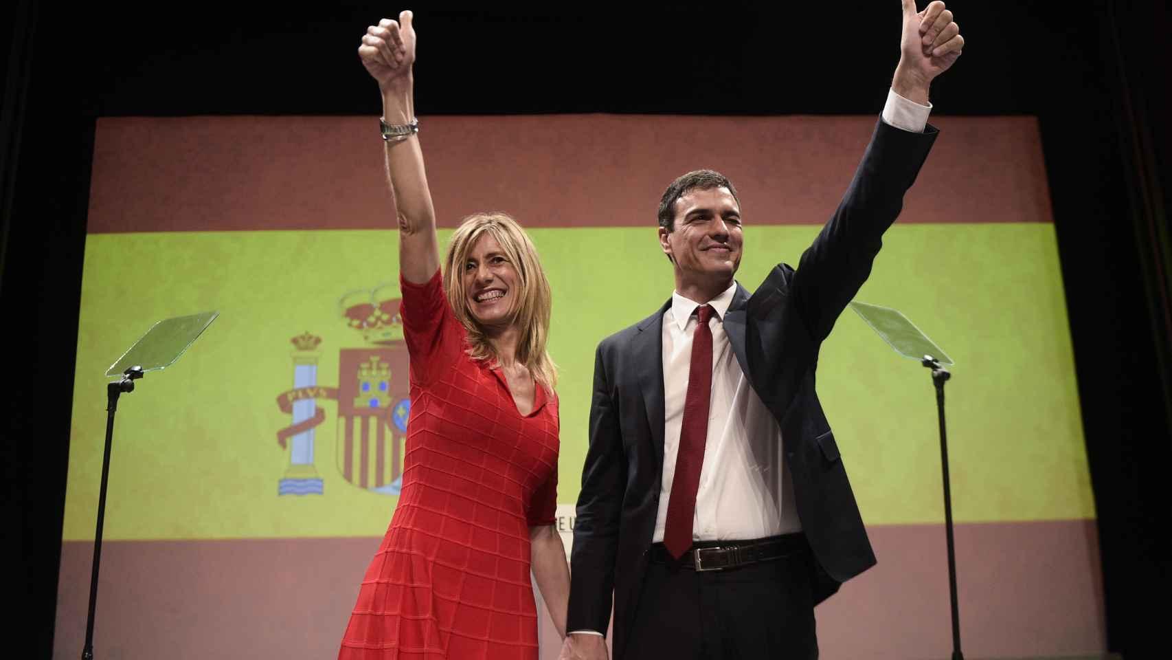 Begoña Gómez, la flamante esposa de Pedro Sánchez