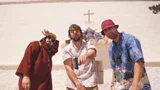 Sons of Aguirre. La única banda de rap de derechas es de coña.