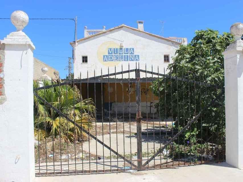 El pub Villa Adelina servía de transición para las horas de cierre de las salas. Hoy permanece abandonado.