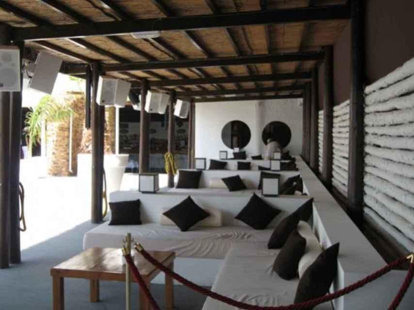 La discoteca The Face fue la más lujosa de toda la ruta valenciana, con pisina y terraza frente al mar