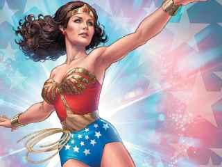 Wonder Woman es una guerrera impávida pero también compasiva.