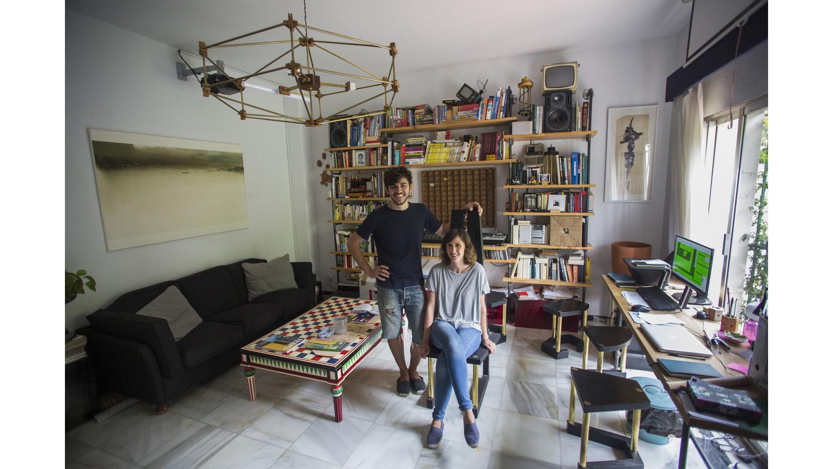 Antoñito y Manolín