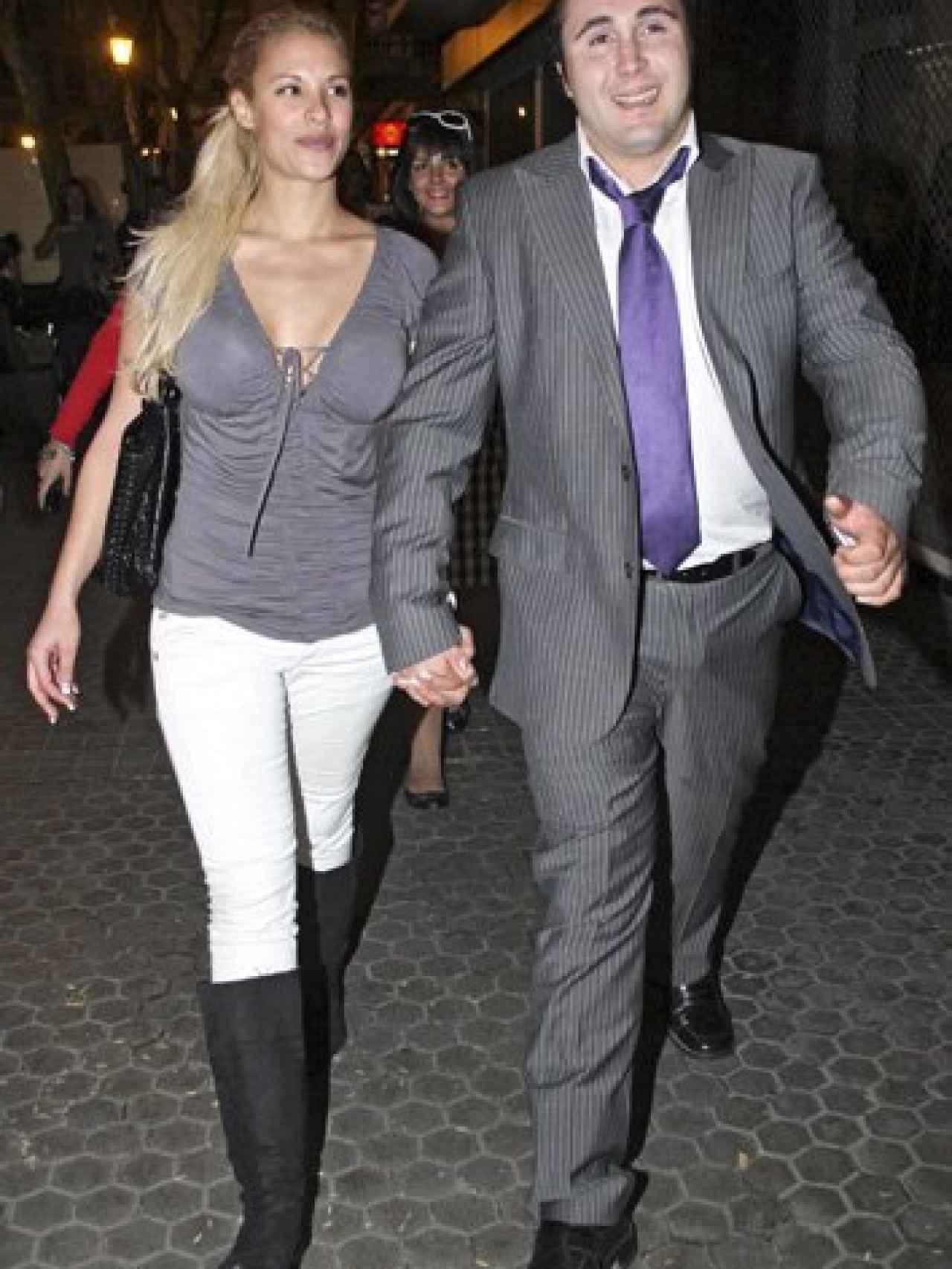 Techi salió con Kiko Rivera durante siete meses en 2009