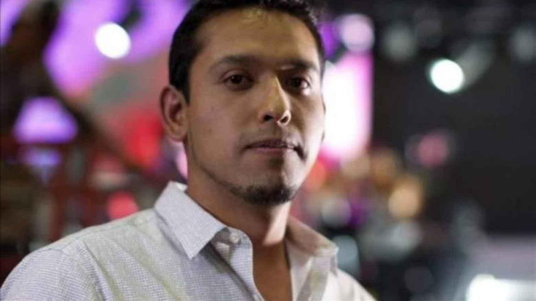 Iván Aguilera, hijo de Juan Gabriel.