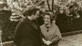 Mis abuelos, Juan María Araluce y Maite Letamendía.