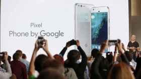 El nuevo teléfono de Google, Pixel.
