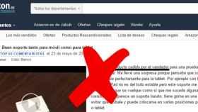 Se acabaron las reviews a cambio de productos gratis en Amazon