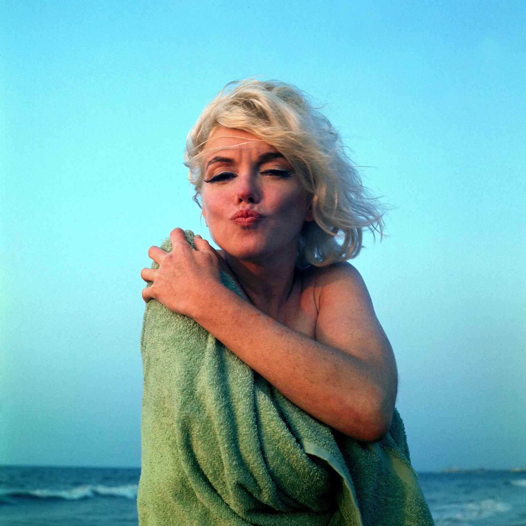 Marilyn Monroe por George Barris.