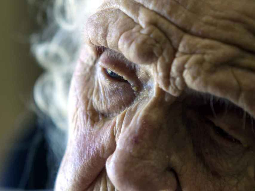 Orma Smack, de 112 años, es la mujer más vieja de Canadá.