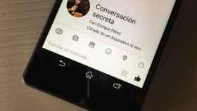 Así puedes hablar por Messenger sin que ni Facebook sepa lo que dices