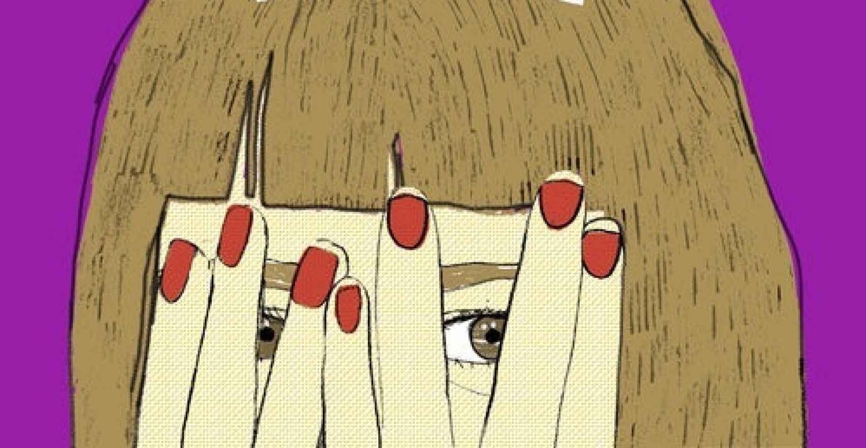 Fragmento del libro La chica miedosa que fingía ser valiente muy mal.