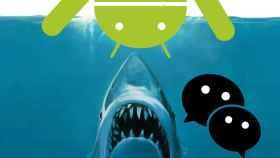 Android tiene un competidor inesperado: WeChat (sí, la aplicación de mensajería)