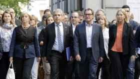 Homs y otros dirigentes soberanistas catalanes, el 20 de septiembre a las puertas del Supremo