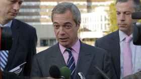 Nigel Farage ha anunciado una investigación para aclarar el origen del altercado