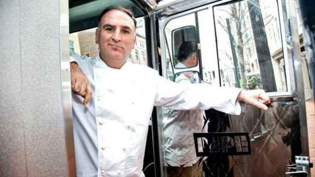 Pepe, el food truck de tapas españolas en Washington del cocinero José Andrés.