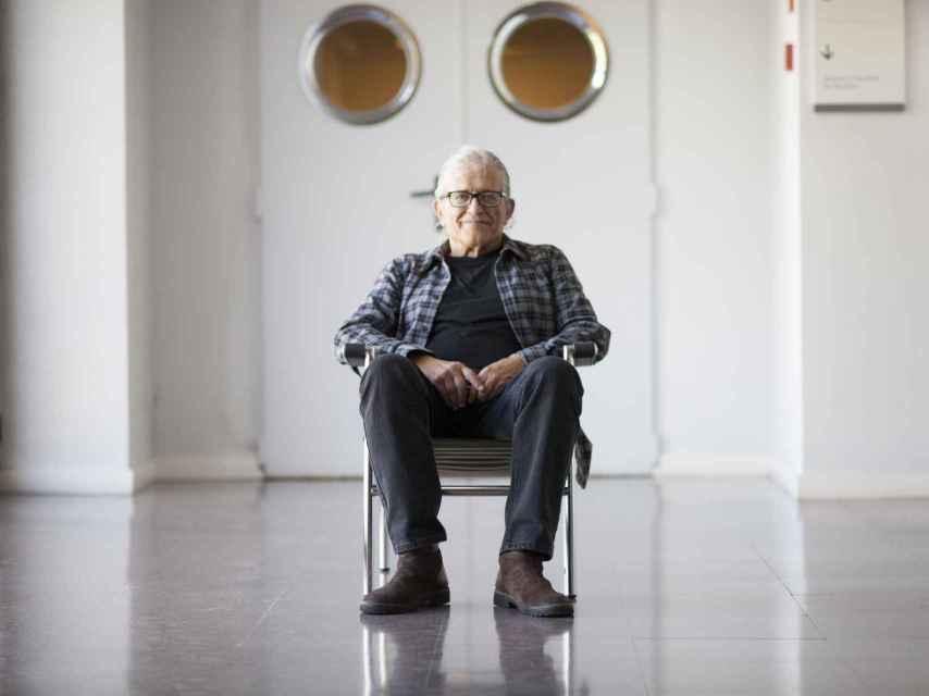 El profesor Ramón Cotarelo