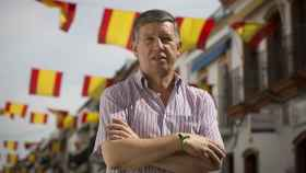 Carmelo Romero, alcalde popular de Palos de la Frontera (Huelva).
