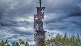 El monumento a Colón en Arecibo, Puerto Rico, es el más grande de todo el mundo.