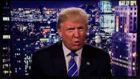 Donald Trump pide perdón en televisión por sus últimas declaraciones.