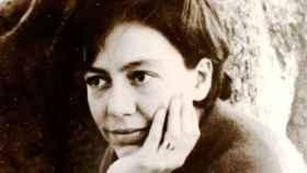 La poeta argentina Alejandra Pizarnik.