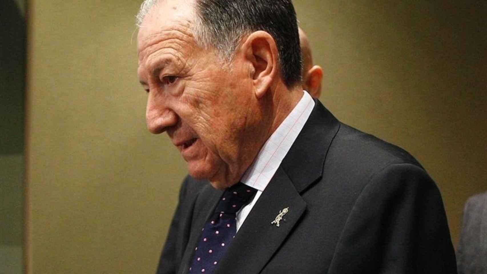 El director del CNI, el general Félix Sanz Roldán.