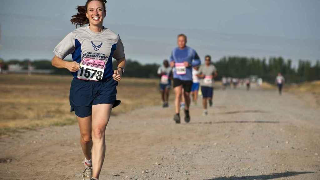 runner deportista