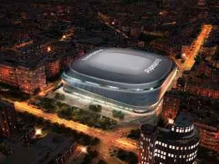 Así será el nuevo Bernabéu.