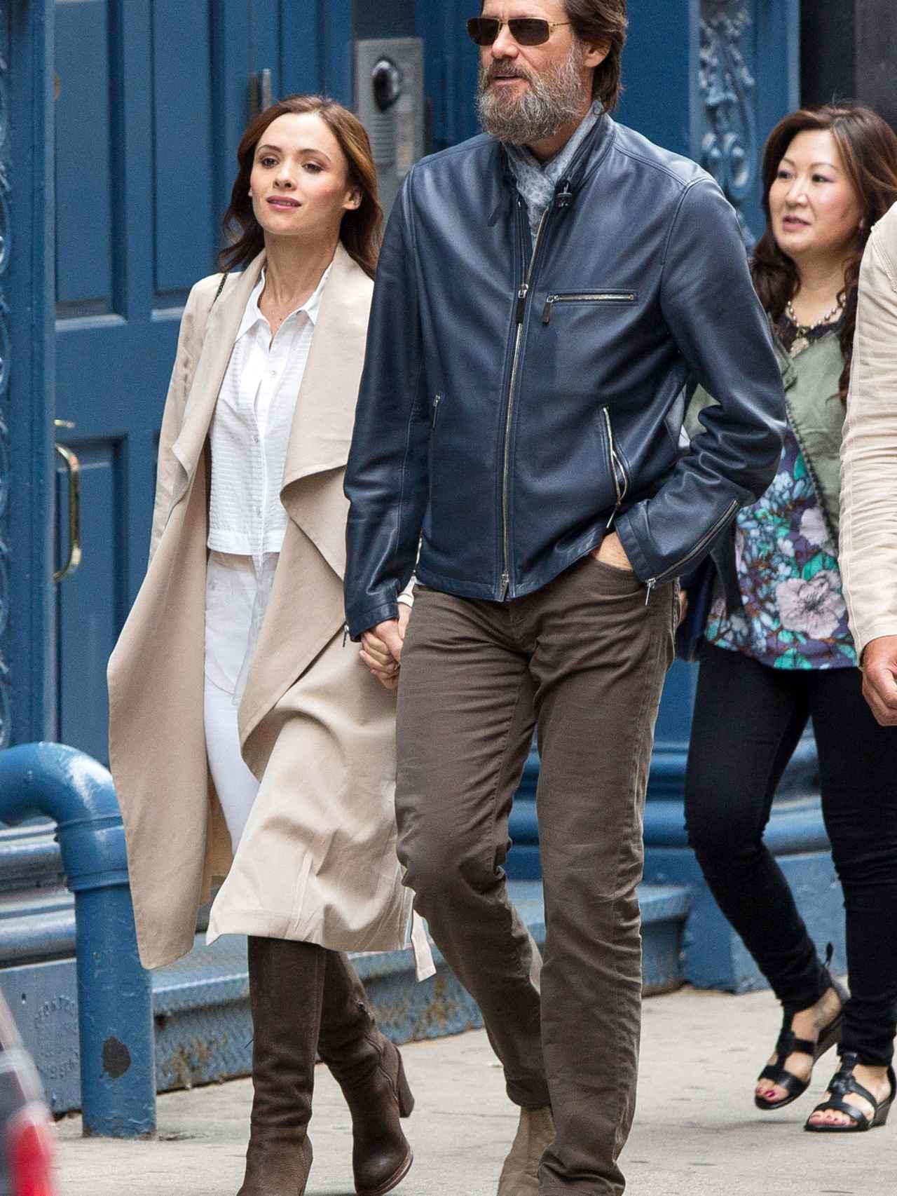 La pareja de actores cuando eran novios por las calles de Nueva York