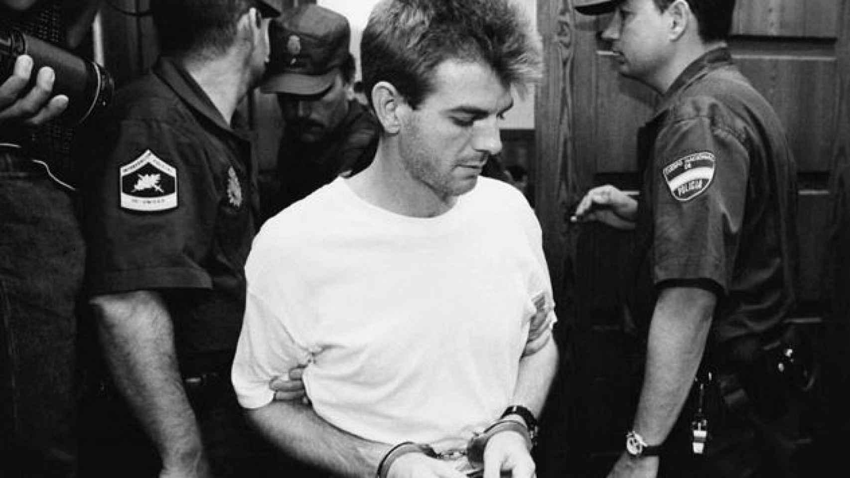 Miguel Ricart fue condenado a 170 años de prisión pero solo cumplió 21.