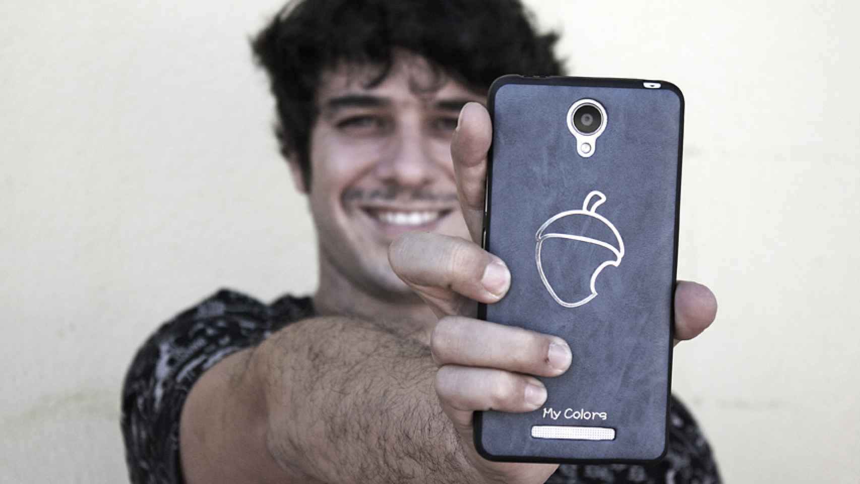 Unai Nieto, co-fundador de Zetta móviles.