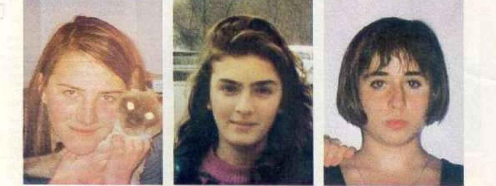 Las tres niñas desaparecieron el 13 de noviembre de 1992.