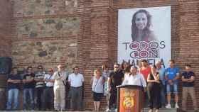 Monesterio se vuelca en la búsqueda de Manuela Chavera.