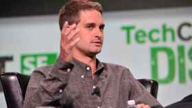 El cofundador y CEO de Snapchat, Evan Spiegel.