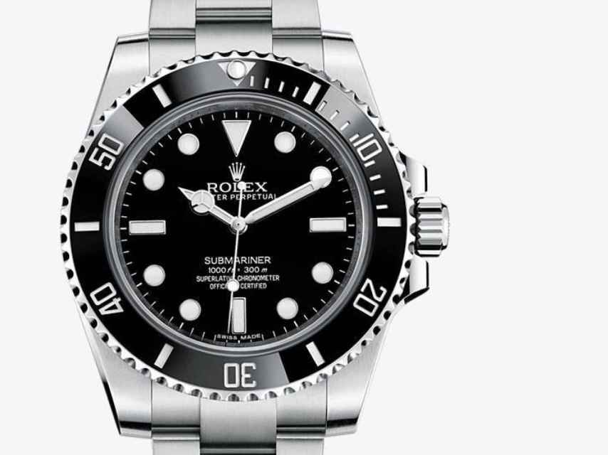 Reloj Rolex Submariner.