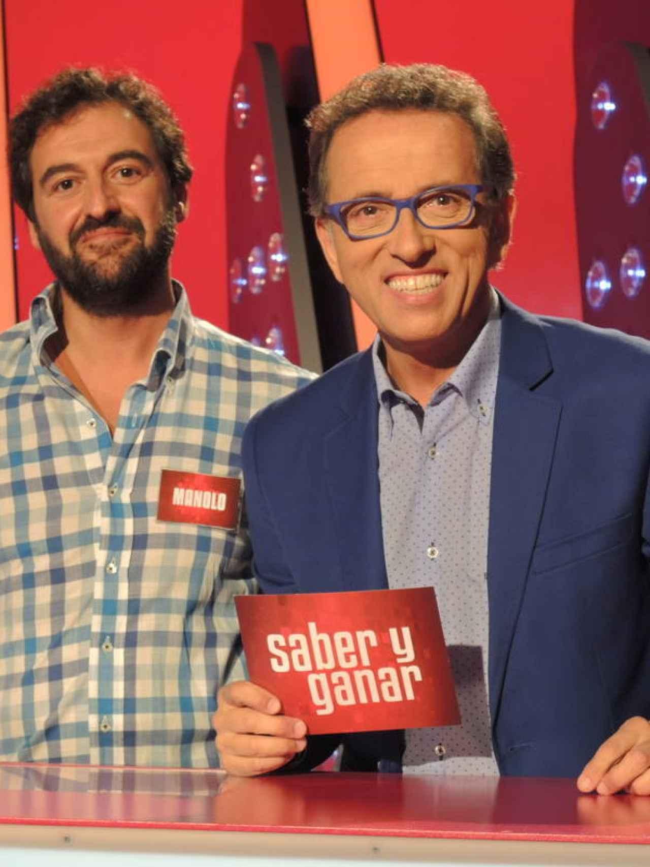 El presentador Jordi Hurtado es primo de Jordi Évole