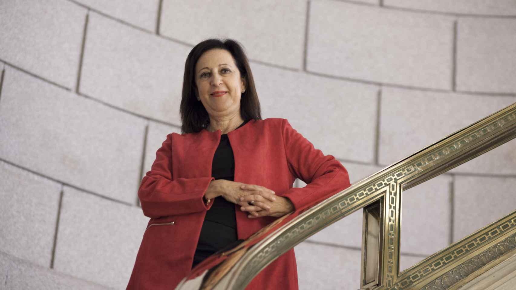 Margarita Robles cree que Sánchez tiene aún mucho futuro en el PSOE.