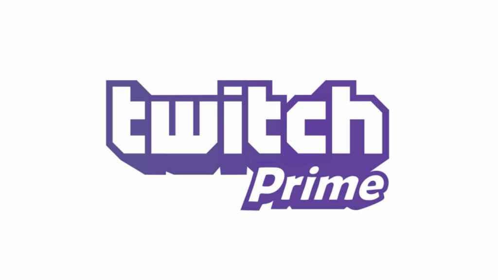 Logo de Twitch Prime.