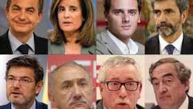 ¿Qué tienen en común Lesmes, Zapatero, Rivera, Catalá y Báñez?
