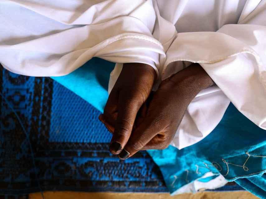 Aminata (no es su nombre real) estuvo dos años presa por Boko Haram.