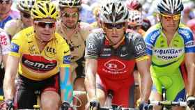 Lance Armstrong, Cadel Evans