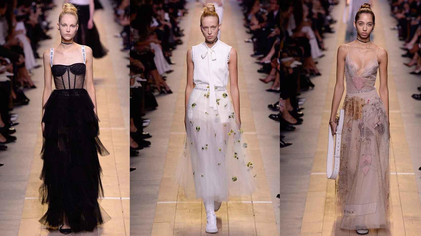 Colección Primavera-Verano 2017 de Dior.
