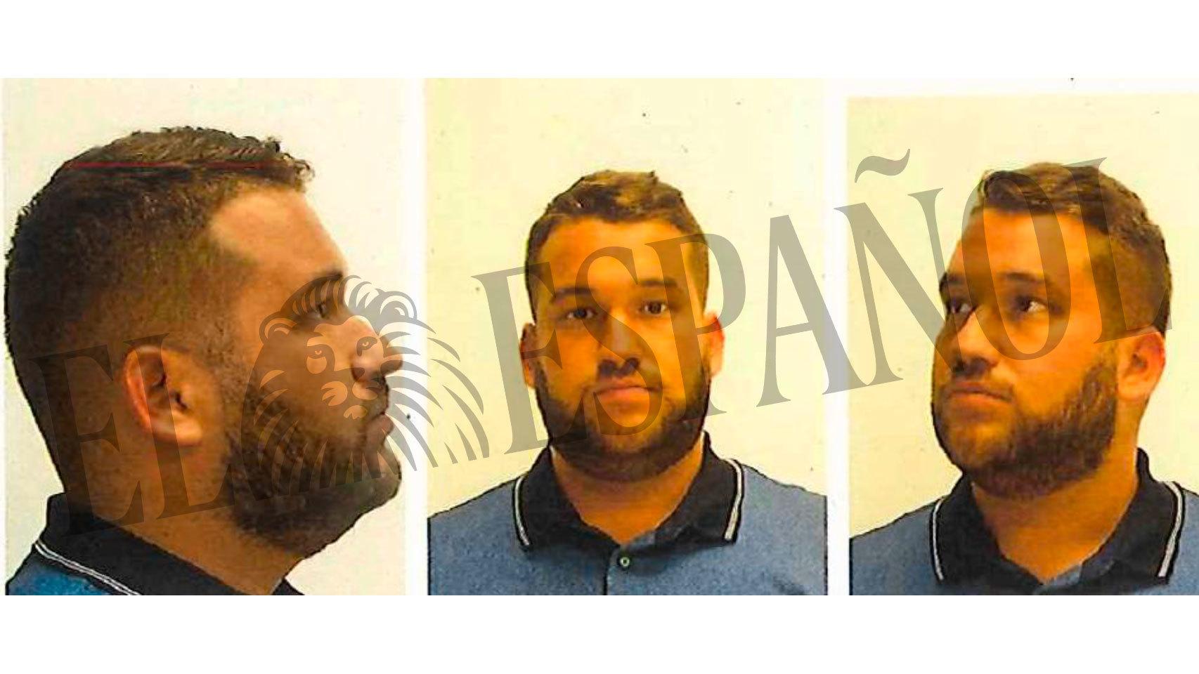 Los tatuajes que delataron al 'Prenda' y a su 'manada'