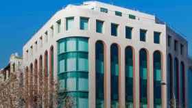 Edificio gestionado por Colonial en el Paseo de la Castellana de Madrid.